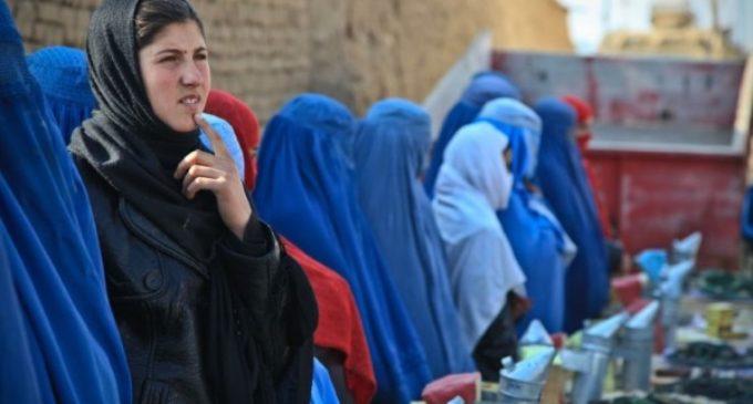 Las niñas afganas quieren aprender