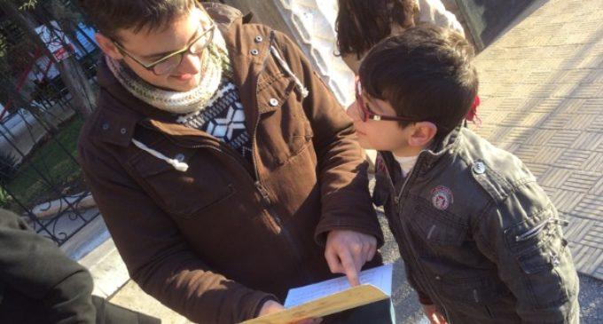Los niños de Alepo: «Nos emociona que alguien que no nos conoce piense en nosotros»