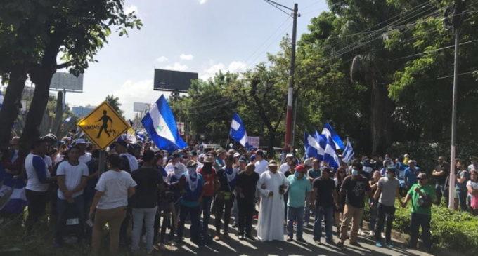 Nicaragua: Los jesuitas denuncian que la represión en el país no ha cesado