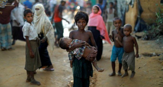 La niñez perdida de los rohingyá