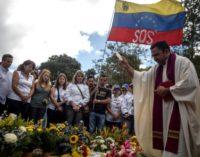 """Nicolás Maduro a los obispos venezolanos: """"no sois del mundo y el mundo os odiará"""""""