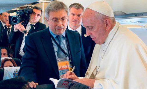 «El nombre técnico de las reformas del Papa es conversión»