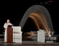 Nuclear, los obispos del mundo con el Papa por el desarme