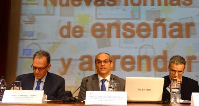 Tres de los profesores más innovadores de España comparten su experiencia en el aula