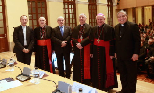 Mons.Vincenzo Paglia, gran canciller del Instituto Juan Pablo II: «Necesitamos nuevas palabras para anunciar las verdades inmutables»