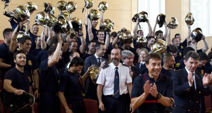 La plantilla del Cuerpo de Bomberos de la Comunidad de Madrid se amplía con 61 nuevos bomberos