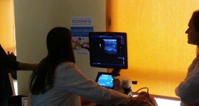 La Comunidad amplía a 191 los centros de salud dotados con ecógrafo, incorporando 36 nuevos aparatos