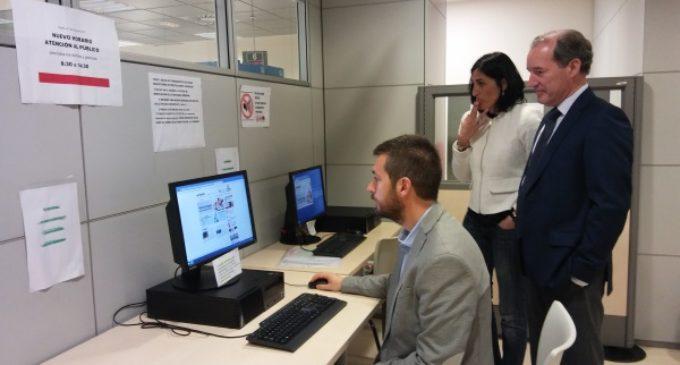 La Comunidad amplía el horario de apertura de las Oficinas Públicas de Empleo para prestar una mejor atención a los ciudadanos