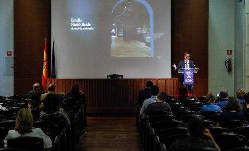 La Comunidad de Madrid patrocina la exposición dedicada a la escritora Emilia Pardo Bazán