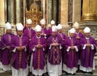 Una Iglesia separada de su obispo es una Iglesia enferma