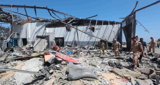 Obispos italianos: El bombardeo de Libia «es un acto deplorable de inhumanidad»