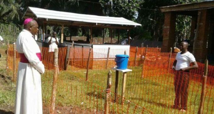 Los obispos congoleños piden ayuda internacional para frenar el ébola