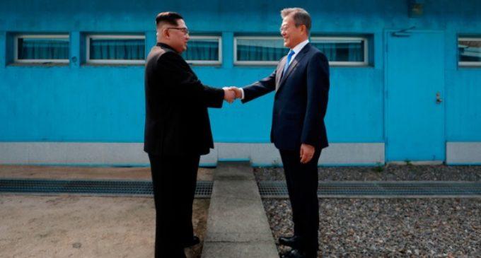 Los obispos de Corea celebran el encuentro de Kim y Moon: «Primavera tras un largo invierno»