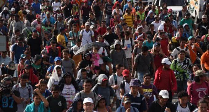 Los obispos hondureños tildan de «tragedia humana» la caravana de migrantes hacia EE.UU.