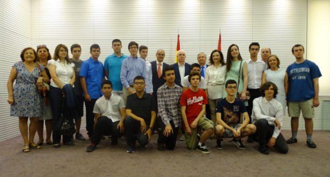 Los estudiantes madrileños consiguen 35 medallas en la fase nacional de las Olimpiadas Escolares