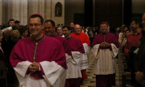 Osoro en la ordenación de los nuevos auxiliares: «Nuestro tiempo es para la comunidad»