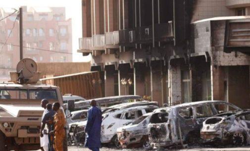 Otro ataque a una iglesia en Burkina Faso se salda con la muerte de cuatro fieles