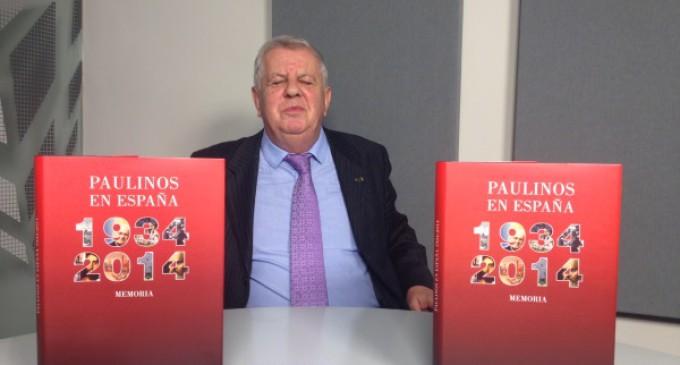 Relevo en el Gobierno de la Sociedad de San Pablo en España: Lázaro García Caso, nuevo Provincial