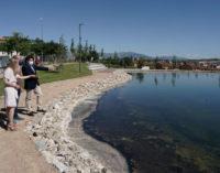 La Comunidad invierte 3,1 millones de euros en la construcción del Parque del Este en Colmenar Viejo