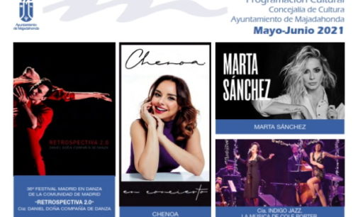 Marta Sánchez y Chenoa, platos fuertes de la programación cultural en Majadahonda
