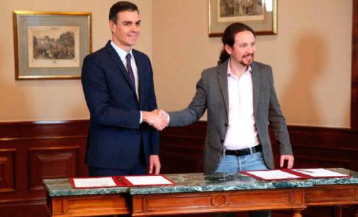 PSOE y Unidas Podemos incluyen la eutanasia en su preacuerdo de Gobierno