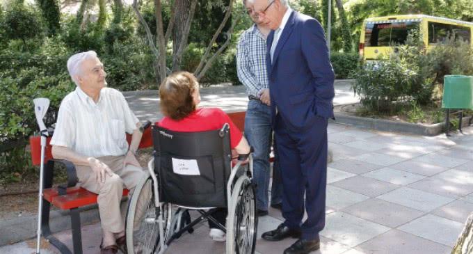 Sánchez Martos destaca la importancia de los cuidados y rehabilitación en pacientes con Daño Cerebral