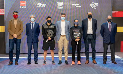 La Comunidad de Madrid acoge el Campeonato de España de Pádel