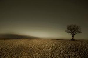 Paisajes del alma.Tierra de campos Valladolid foto de Gabriel Villamil