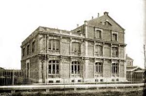 Pajares 7.Instituto Microbiológico 1897
