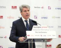 Palabras del presidente de la Comunidad de Madrid, Ángel Garrido, en el Desayuno Informativo de Europa Press el 25. de junio de 2018