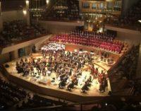 I Concierto Voces Unidas: Paliar los efectos de la sequía con un violín