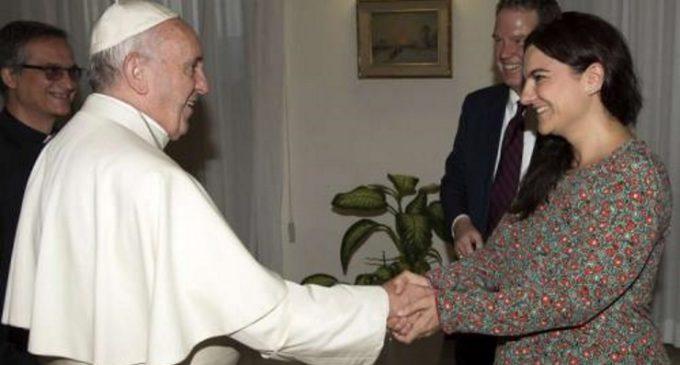 """Paloma García Ovejero: """"Espero tener algo de la sabiduría y humildad de padre Lombardi, aunque sea el 5%"""""""