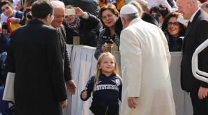 Papa Audiencia 16.3.2016