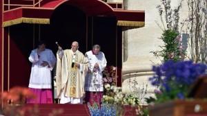 Papa Domingo de resurrección 1