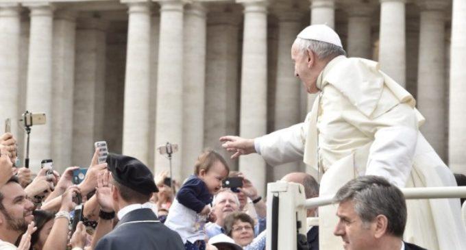 Encuentro Mundial de las Familias: Programa de la visita del Papa