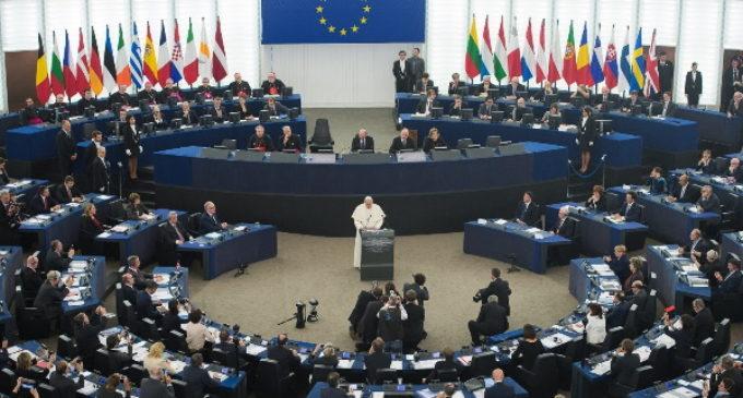 """Papa Francisco a Europa: """"¡Sé tú misma!"""""""