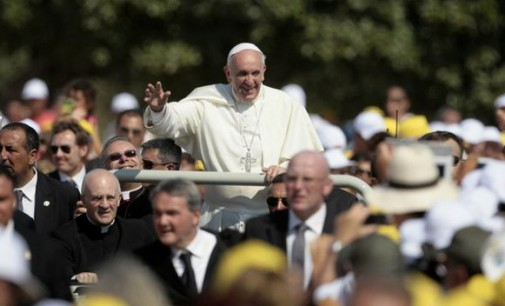 Visita del Santo Padre Francisco a Lampedusa