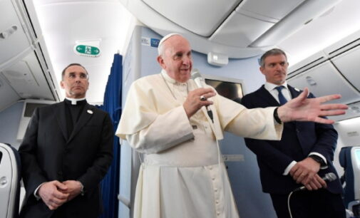 """Papa Francisco: """"Hay corrupción"""", pero """"el sistema de control del Vaticano funciona bien"""""""