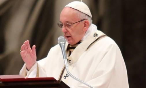 Homilía del Papa Francisco en la Misa Crismal del Jueves Santo