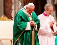 El Papa muestra su dolor por ataques en Bruselas y condena la violencia indiscriminada