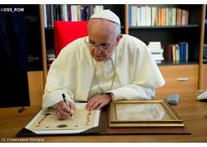 Papa Motu Proprio 4