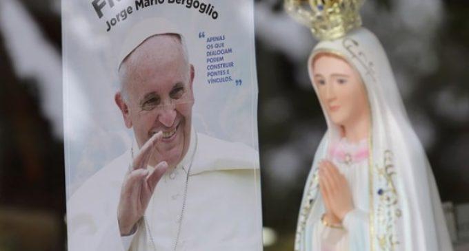 Peregrinación del Papa Francisco a Fátima paso a paso