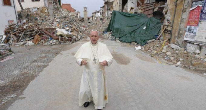El 2016, un año de viajes papales en el signo de la misericordia