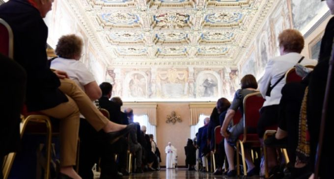 Francisco a la Fundación san Juan Pablo II: 'La formación de los jóvenes es una inversión para el futuro'
