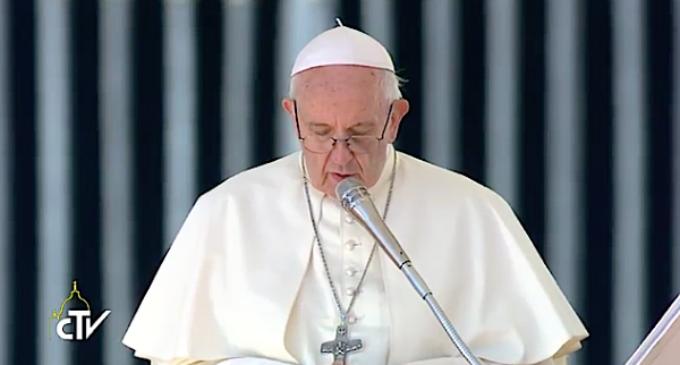 Pésame del Papa por las víctimas del incendio en California