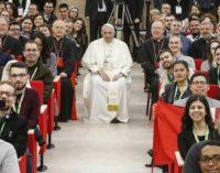 El sueño de «una Iglesia joven y para los jóvenes»