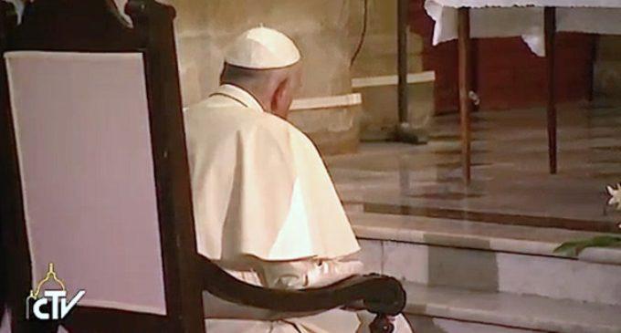 """Medio Oriente: El Papa viajará a Bari para orar por la """"dramática situación"""""""
