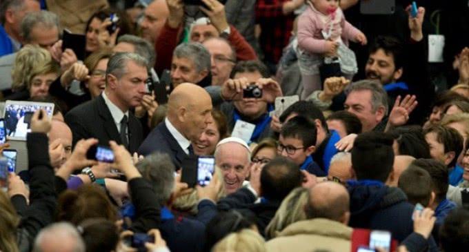 Ante los miembros del Movimiento Cristiano de Trabajadores, el  Papa aboga por un nuevo humanismo del trabajo