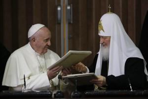 Papa y Kiril 1