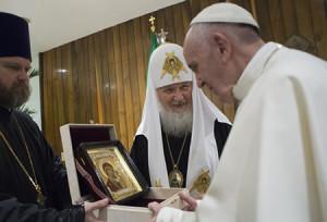 Papa y Kiril 2